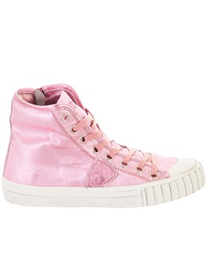PHILIPPE MODEL - PINK GARE SNEAKERS