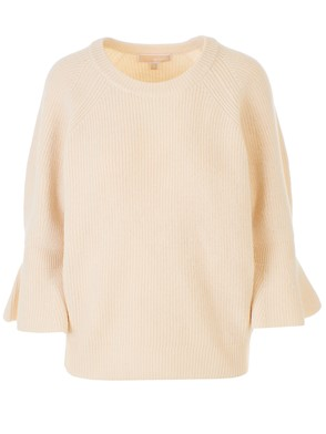 MICHAEL KORS - CREAM SWEATER