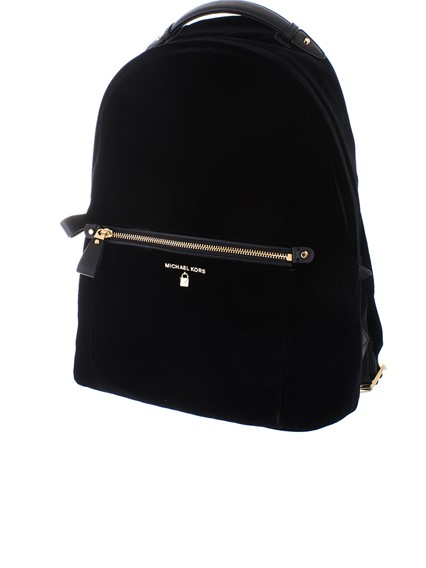 e30470cce986 michael michael kors BLACK KELSEY BACKPACK available on lungolivigno ...