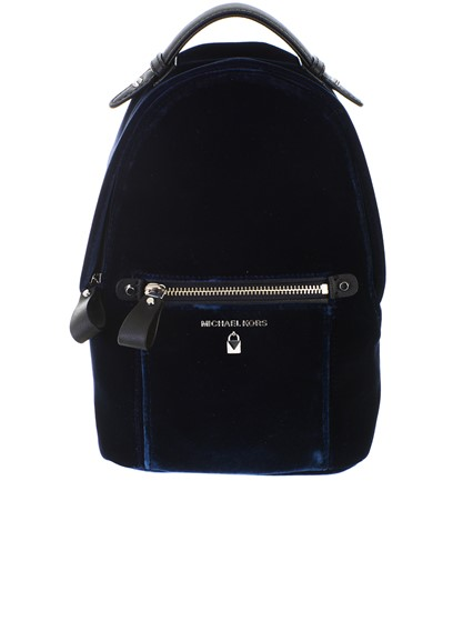 79ca3b223990f michael michael kors BLUE SMALL KELSEY BACKPACK available on ...