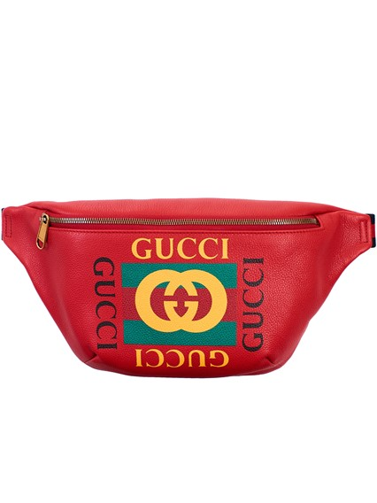 85539b28679873 gucci RED FANNY PACK available on lungolivigno.com - 27087