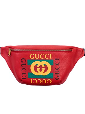 GUCCI - RED FANNY PACK