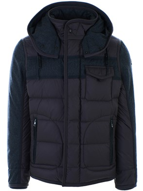 MONCLER - GREY RYAN DOWN JACKET