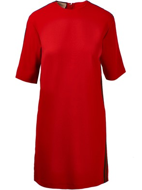 GUCCI - RED TUNIC DRESS