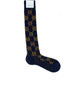 GUCCI - BLUE SOCKS