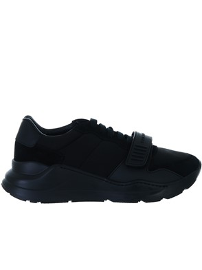 BURBERRY - SNEAKER REGIS M LOW NERA
