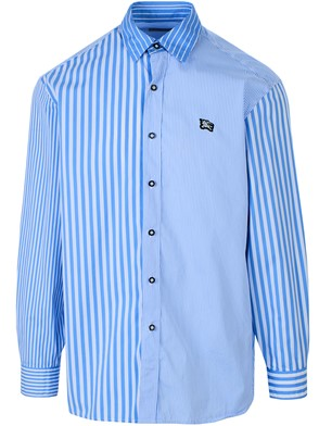 BURBERRY - LIGHT BLUE JAMESON SHIRT