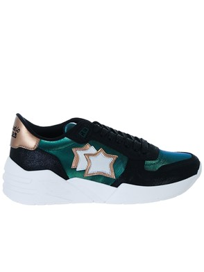 ATLANTIC STAR - GREEN VENUS SNEAKERS