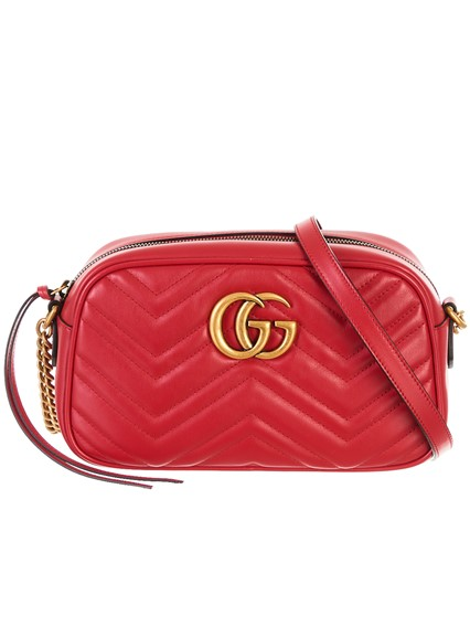 61e928fc091 gucci RED GG MARMONT BAG available on lungolivigno.com - 27199