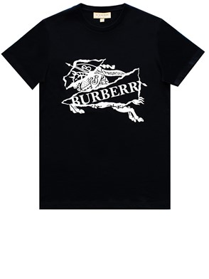 BURBERRY - T-SHIRT CRUISE NERA