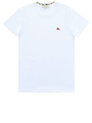 BURBERRY - T-SHIRT JOEFORTH BIANCA