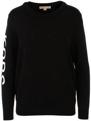 MICHAEL KORS - BLACK SWEATER