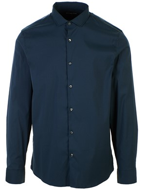 MICHAEL MICHAEL KORS - BLUE SHIRT