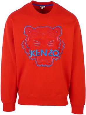 KENZO - RED SWEATSHIRT