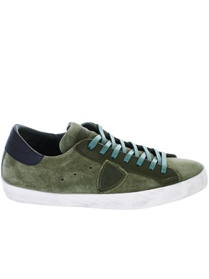 PHILIPPE MODEL - SNEAKER PARIS VERDE