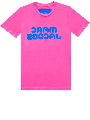 MARC JACOBS - FUCHSIA T-SHIRT