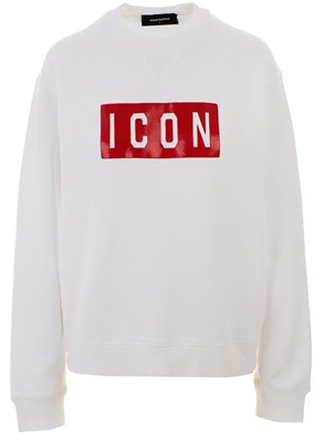 DSQUARED2 - WHITE SWEATSHIRT