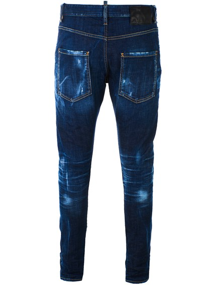 DSQUARED2 BLUE KENNY JEANS