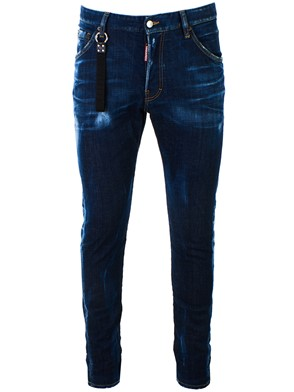 DSQUARED2 - BLUE KENNY JEANS