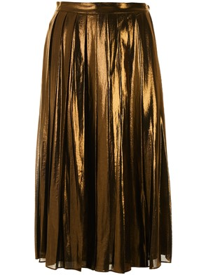 MICHAEL MICHAEL KORS - GOLD SKIRT