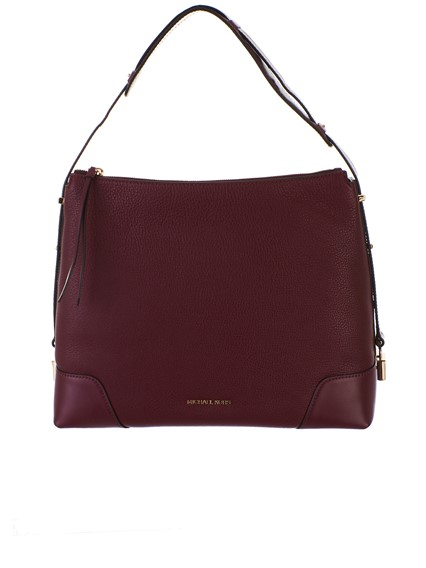 05be7570416082 michael michael kors BURGUNDY SHOULDER CROSBY BAG available on ...