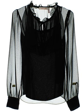 SEE BY CHLOE' - BLACK BLOUSE
