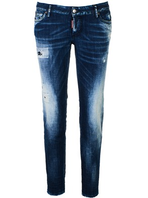 DSQUARED2 - BLUE JENNIFER JEANS