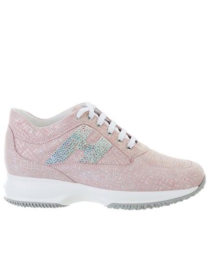 Sneaker interactive rosa