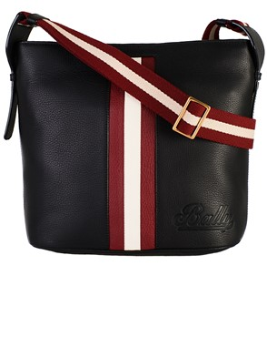 BALLY - BLACK BAG
