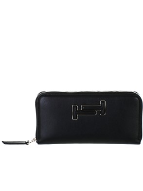 TOD'S - BLACK WALLET