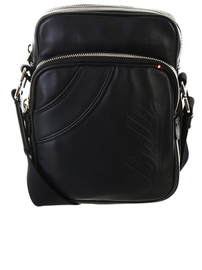 BALLY - BLACK CROSS BODY BAG