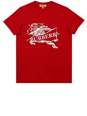 BURBERRY - CRUISE T-SHIRT