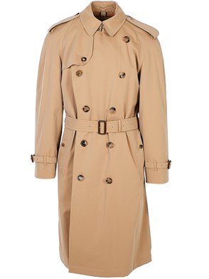 BURBERRY - HERITAGE THE KENSINGTON TRENCH COAT