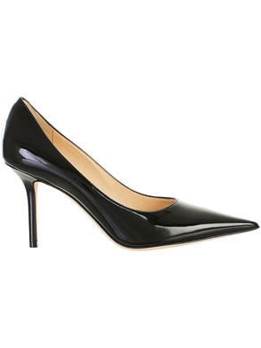 JIMMY CHOO - DECOLLETTE NERA