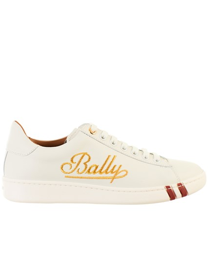 49f2f7cc61a3 bally WHITE SNEAKERS available on lungolivigno.com - 27600