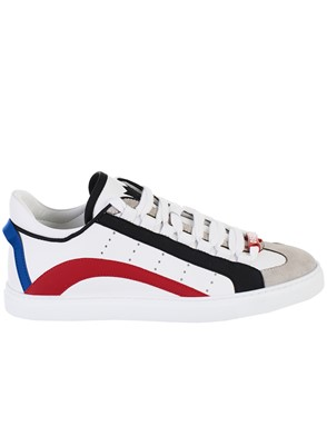 DSQUARED2 - SNEAKERS 0006 BIANCO