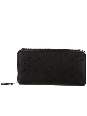 STELLA MC CARTNEY - BLACK WALLET