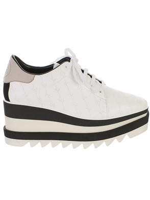 STELLA MC CARTNEY - SNEAKERS ELYSE BIANCA