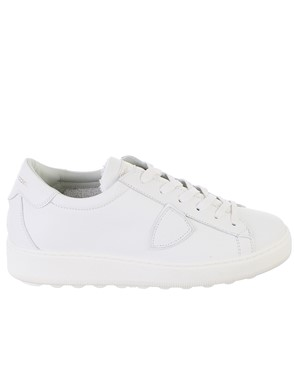 PHILIPPE MODEL - WHITE MADELEINE SNEAKERS