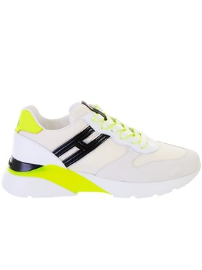 HOGAN - WHITE ACTIVE ONE SNEAKERS
