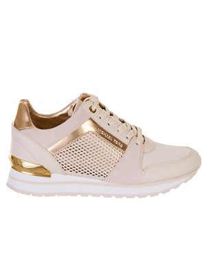 MICHAEL KORS - SNEAKER BILLIE TRAINER PANNA