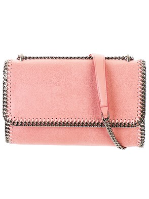 STELLA McCARTNEY - BORSA ROSA