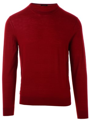 Z ZEGNA - RED SWEATER