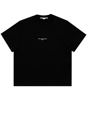 STELLA MC CARTNEY - BLACK 2001 T-SHIRT