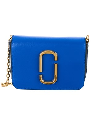 MARC JACOBS - BLUE HIP HOP FANNY PACK