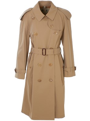 BURBERRY - BEIGE WWWESTMINSTER TRENCH COAT