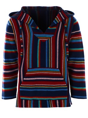 ALANUI - MULTICOLOR SWEATER