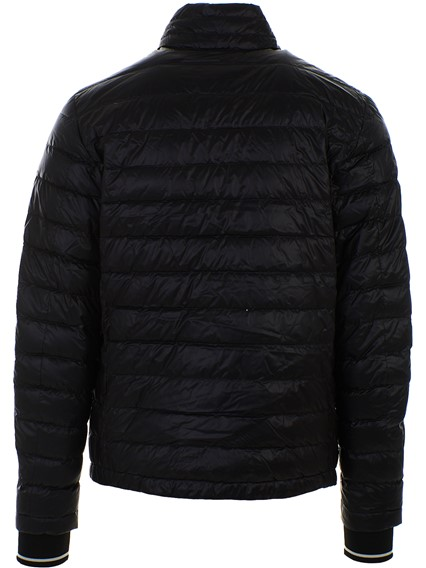 WOOLRICH BLACK BERING DOWN JACKET