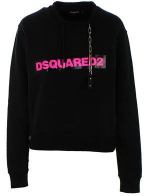DSQUARED2 - BLACK SWEATSHIRT