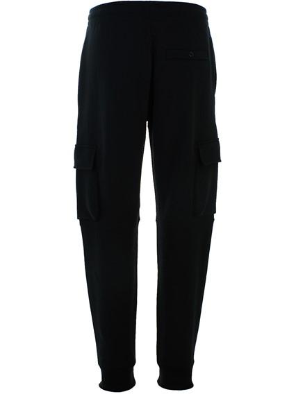 BURBERRY BLACK JUSTLEY PANTS